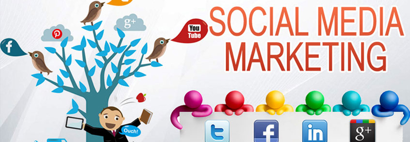 Social Media Marketing by SRPM Technology